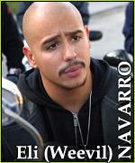 "Eli ""Weevil"" Navarro"